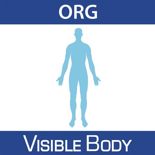Human Anatomy Atlas (Org.) 醫療 App LOGO-APP開箱王