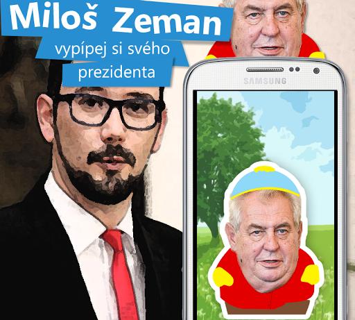 Miloš Zeman - HRA