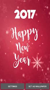 Nový rok Živá Tapeta - náhled
