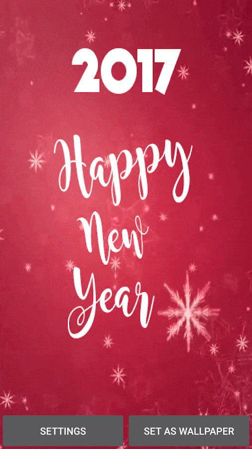 New Year Live Wallpaper - Android Apps on Google Play