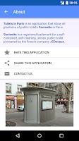 Screenshot of Toilets in Paris