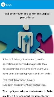 Schools Advisory Service- screenshot thumbnail
