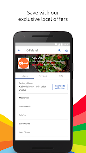 Just Eat – Order Takeaway- screenshot thumbnail