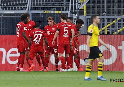 🎥 Bayern kan de titel al ruiken na leuke topper (met beelden van waanzinnige wereldgoal) op veld van Borussia Dortmund