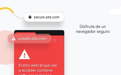Google Chrome: rápido y seguro 5
