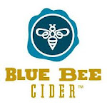 Logo for Blue Bee Cider