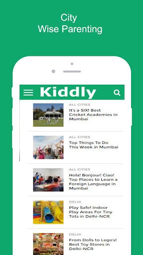 玩免費遊戲APP|下載Kiddly Parenting app app不用錢|硬是要APP