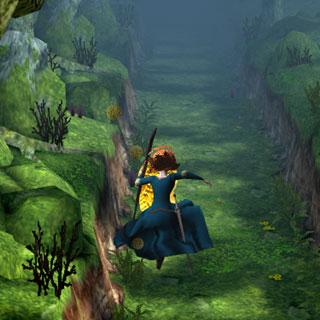 Guide for Temple Run: Brave