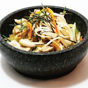 Mixed Mushroom Bibimbap