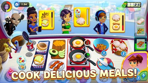 Diner DASH Adventures: a time management game 1.12.8 screenshots 1
