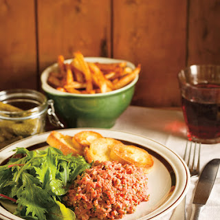 Beef Tartare (the Best) Recipe