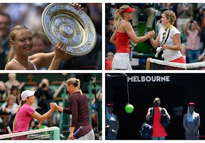 Het onvermijdelijke afscheid van Sharapova