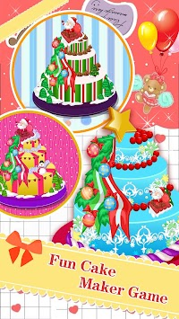 Cake Cooking Birthday Decorating Poster