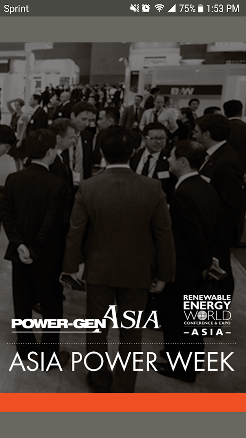 Asia Power Week 2017- screenshot