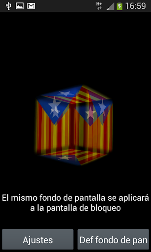 Catalonia 3D Live Wallpaper