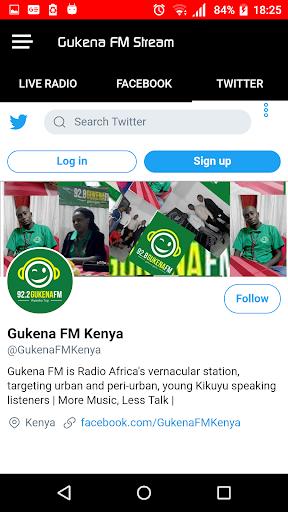 Download Gukena FM Kenya Live Stream on PC & Mac with