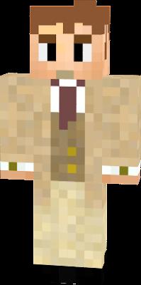 lawn siut (no hat)