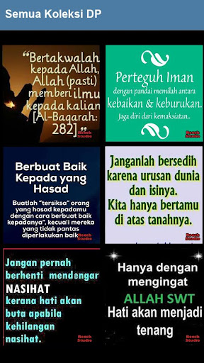 2020 Gambar Kata Bijak Nasehat Islami Android App Download Latest