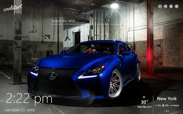 Lexus HD Wallpapers Luxury Sports Cars Theme