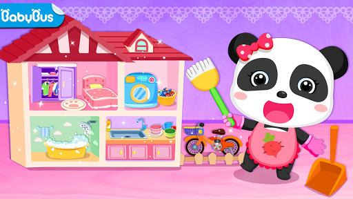 Baby Panda Happy Clean Apk apps 1
