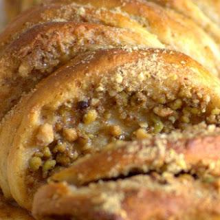 Baklava Pull Apart Bread.