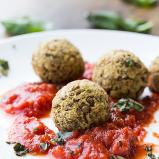 Lentil, Quinoa and Pistachio Meatballs