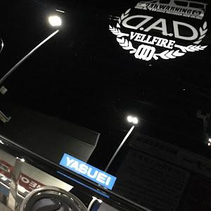ヴェルファイア AGH35W Z Gエディション 2018年式のカスタム事例画像 S.Naitoさんの2019年08月31日23:03の投稿