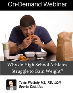 Gain Weight for Athletes
