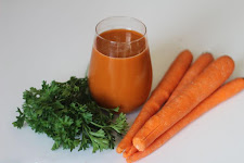 Carrot Apple Parsley Juice