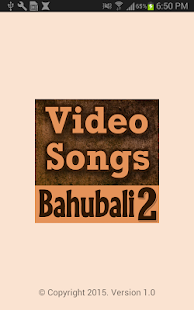 Video Song of Bahubali 2 Movie - náhled