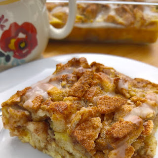 Cinnamon French Toasters Bake
