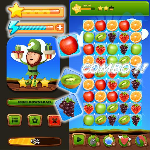 水果流行爆炸免费