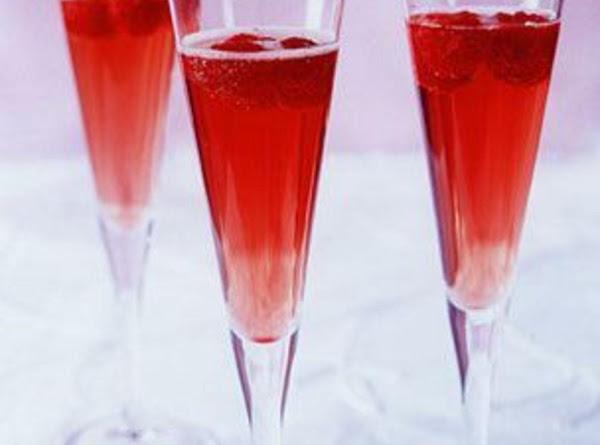 Mock Raspberry Champagne Recipe