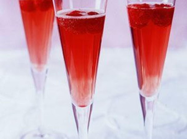 Mock Raspberry Champagne Recipe