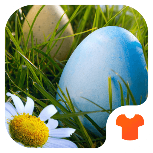 Spring Theme - Happy Easter Icon