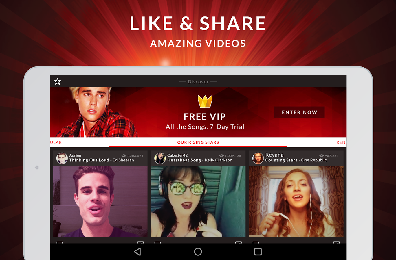 The Voice: Free To Sing- screenshot
