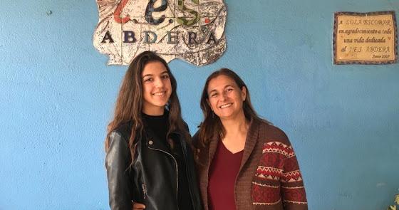 La beca 'Amancio Ortega' vuelve a fijarse en otra alumna almeriense