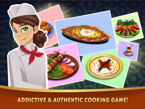Kebab World - Chef Kitchen Restaurant Cooking Game 1.18.0 Screenshots 10