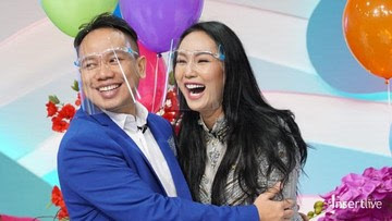 Bakal Nikahi Kalina, Vicky Prasetyo Siap Pensiun Jadi Predator Cinta?