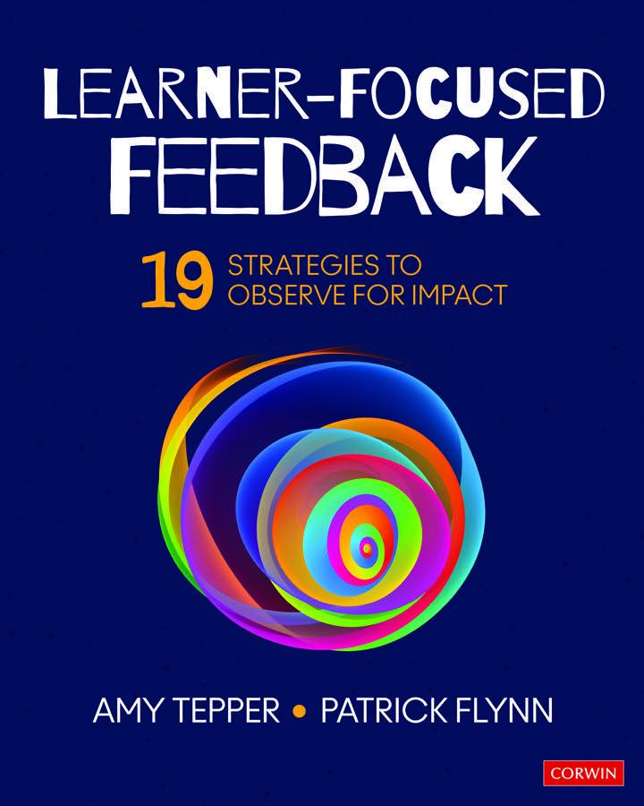 cover of Learner Focused Feedback