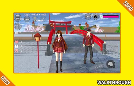 Walkthrough For SAKURA School Simulator New  screenshots 3
