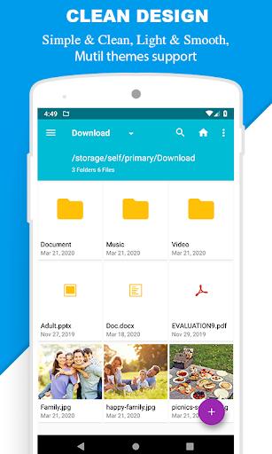 File Manager screenshot 2