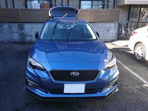インプレッサ スポーツ GT7 2.0i-L EyeSight・2017年式のカスタム事例画像 テルプレッサ@GT7さんの2018年12月14日12:35の投稿