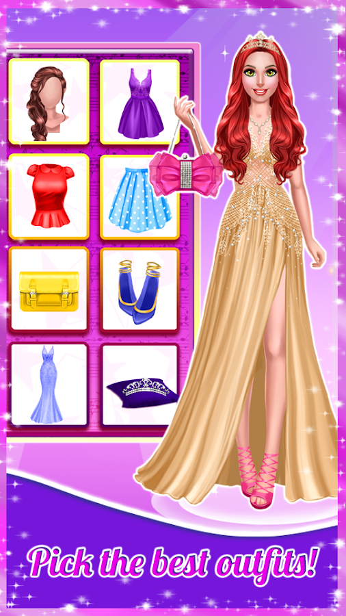 Sophie fashionista dress up game android apps on Play new fashion style games