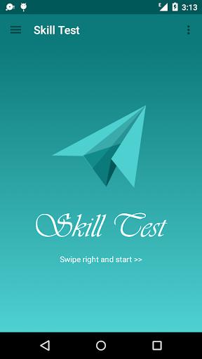 SkillTest-Tests and Interviews
