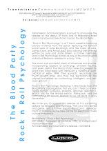 Photo: Press Release: Rock n Roll Psychology