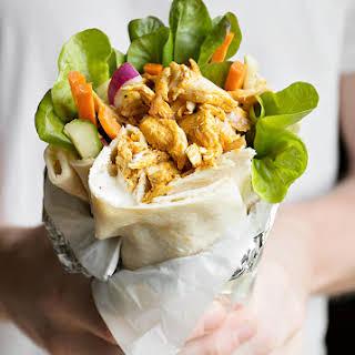 Rotisserie Chicken Wraps Recipes.