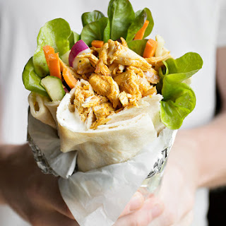 Rotisserie Chicken Wraps Recipes.