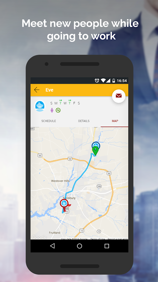 GullRide Rideshare- screenshot