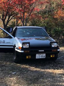 スプリンタートレノ AE86 AE86 GT-APEX 58年式のカスタム事例画像 lemoned_ae86さんの2018年11月13日10:01の投稿
